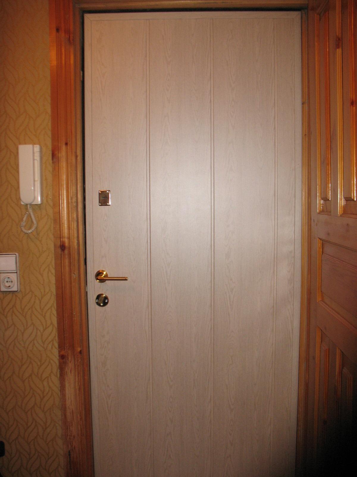 полномочиями обшивка металлической двери панелью мдф случае